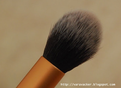 make up brush, real tecnique