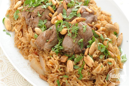 available in Middle Eastern specialty stores Lamb Kabsa Recipe