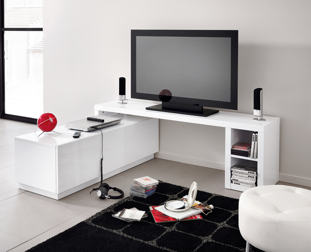 o toulouse design meuble tv arcidet. Black Bedroom Furniture Sets. Home Design Ideas