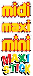 hama beads tamaños midi maxi mini maxi stick