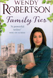 Family Ties - Buy the Paperback  - SIGNED -  3 + P&amp;P