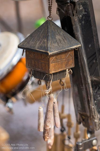 打楽器のような小物
