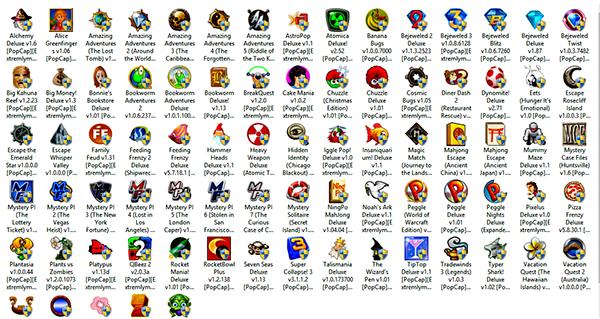 80 PopCap Games Pack 2014 - PreCracked Screenshot 1