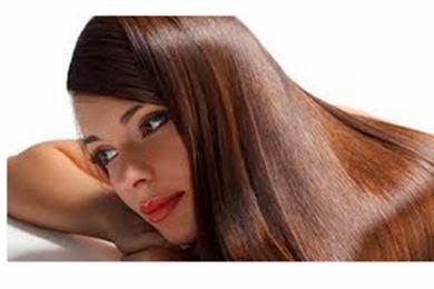 العلاج المنزلي لمشكلة الشعر الجاف