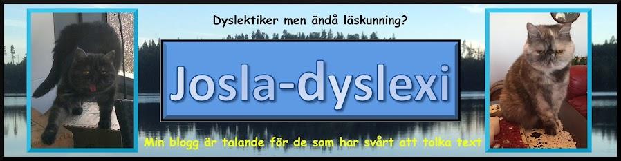 Josla-dyslexi