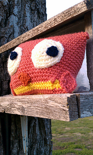 2000 Free Amigurumi Patterns Cute Owl Pillow Crochet Pattern