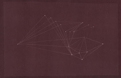 Diagram 2, 2011, Cameraless salt print,  6 x 9 in