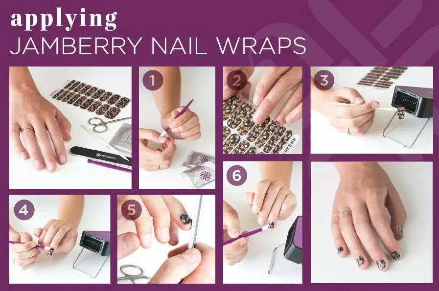 Fabulous and Fun Life: Jamberry Nail Wraps