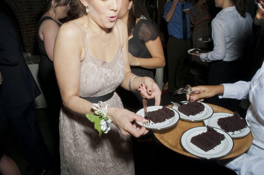 Fall Foundry LIC Wedding cake service