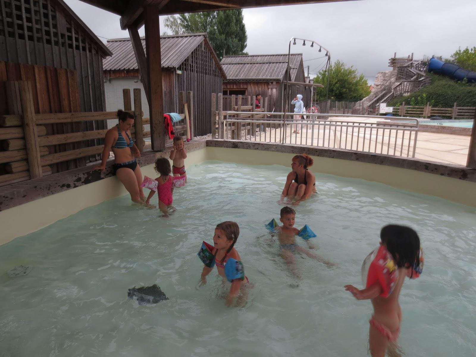 Cr che lou pichou sortie piscine for Piscine 5 juillet