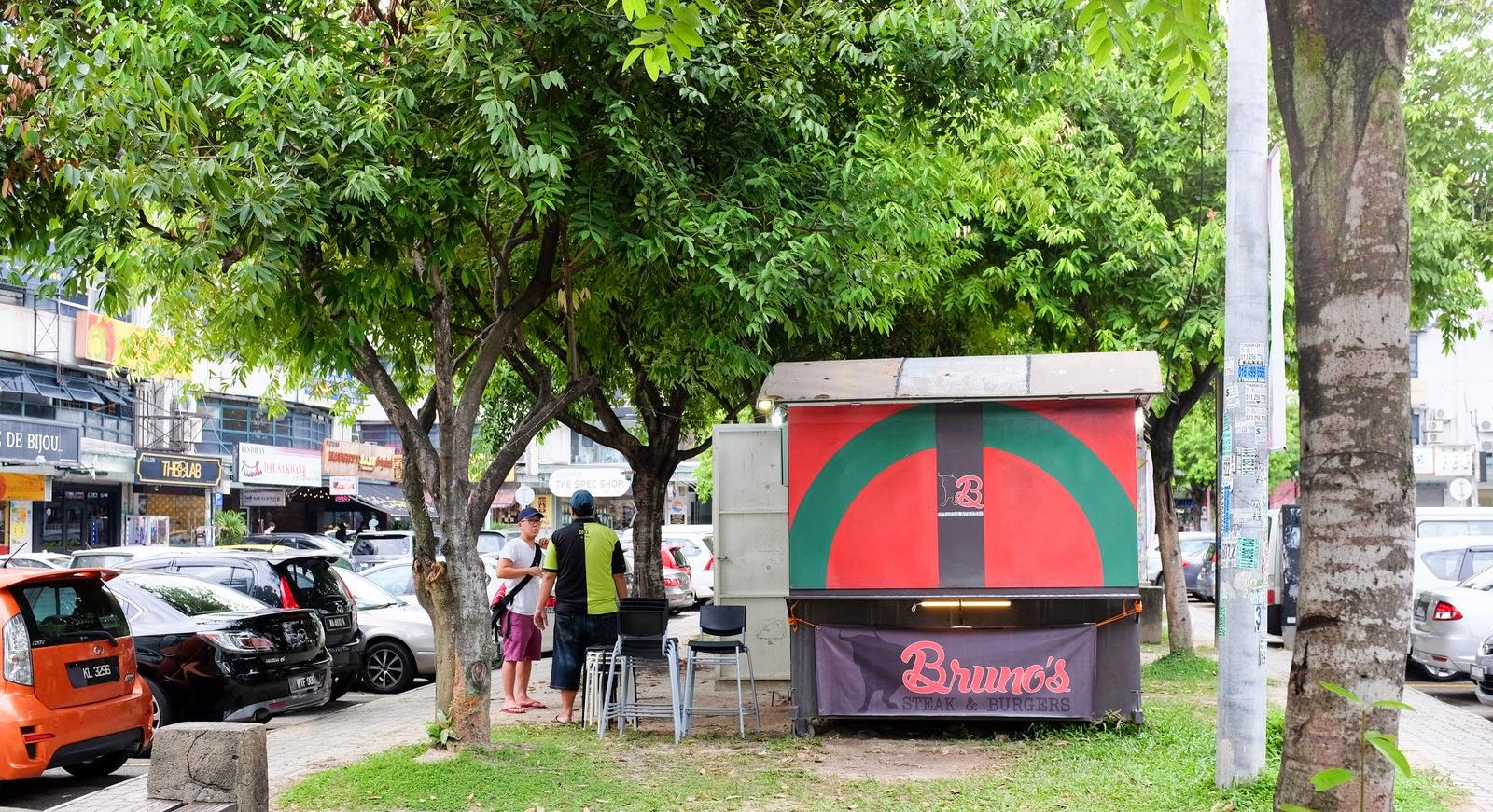 bruno's steaks & burgers @ desa sri hartamas
