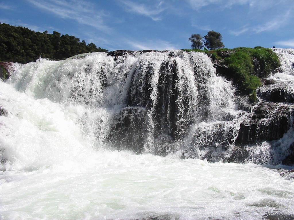 Pykara falls in ooty