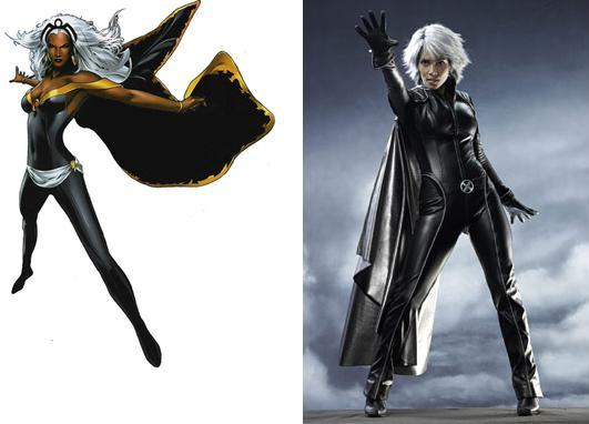 X Men Anime Characters Database : Confessions of a cosplay girl black female guide
