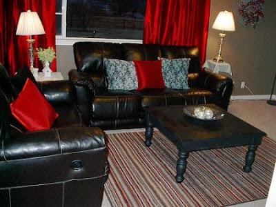 salones muebles negros