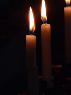 candles carlingford 2 copyright kerry dexter