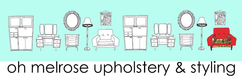 oh melrose upholstery