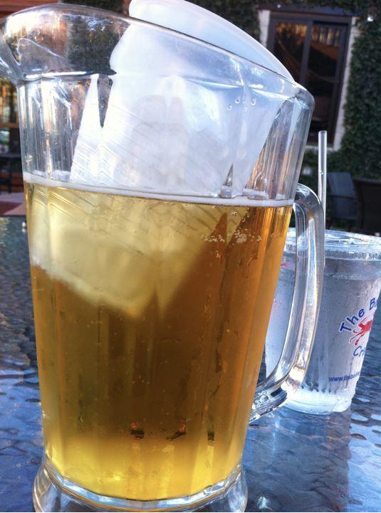 como gelar cerveja