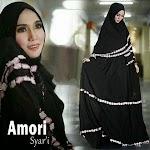 Busana Muslim Gamis Amori GC2115 HABIS