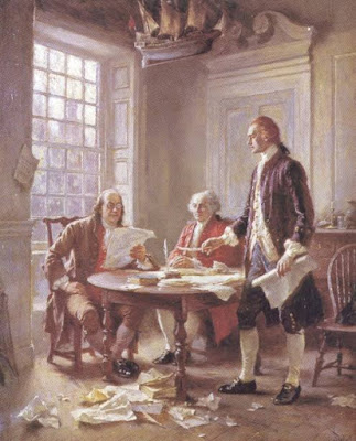 the declaration of independence 1776. On June 11, 1776 the