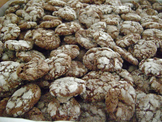 cookies trufados