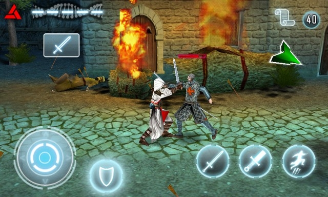 Assassin's Creed: Altair's Chronicles HD Apk + Data Obb