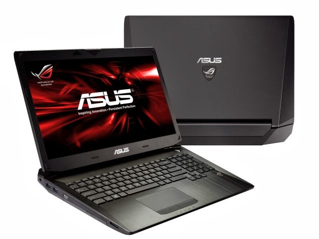 Asus G750 ROG Laptop Gaming