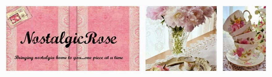 Nostalgic Rose - Exploring Vintage and Antique