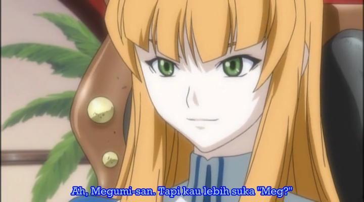Burst Angel Episode 5 Subtitle Indonesia