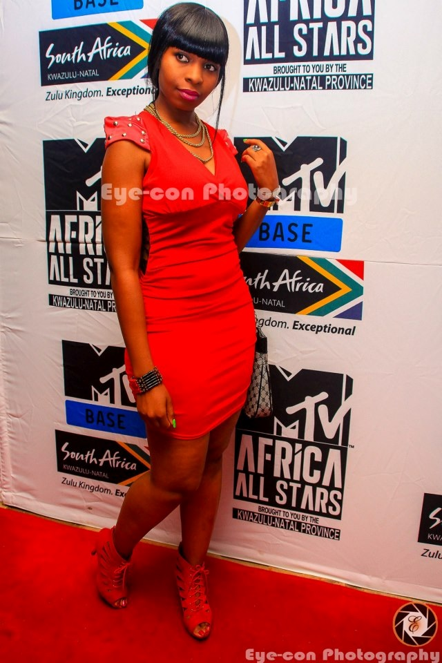 Red carpet PHOTOS of Kenyan celebrities at MTV All stars…….
