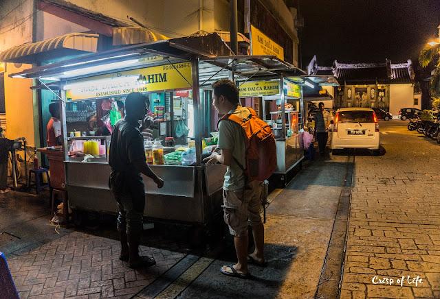 Rahim Nasi Dalca @ Queen Street, Penang