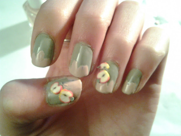 nailholics unite caramel apple