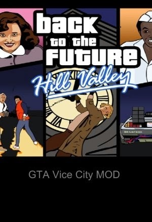 Download GTA Back To The Future Hill Valley