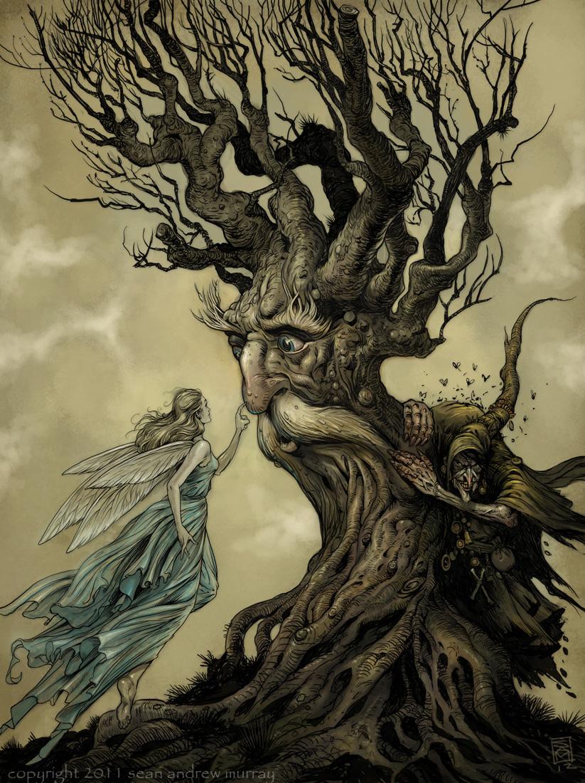 Gallery For gt Arthur Rackham Trees