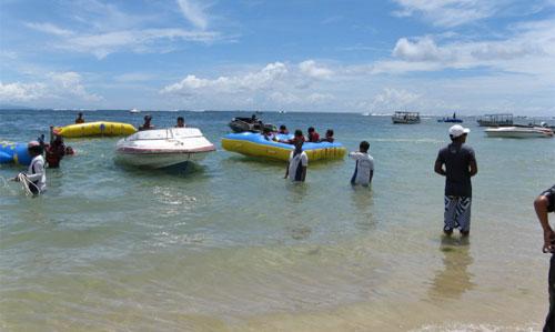 Pantai Tanjung Benoa Bali