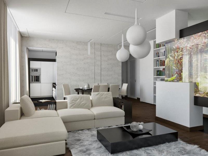 Imágenes del apartamento Apartamento-Interior-Minimalista-2