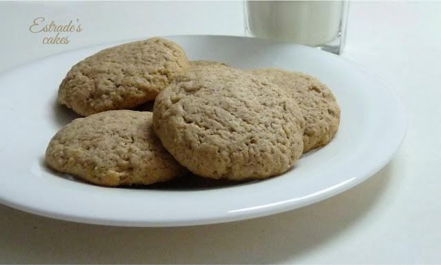 receta de galletas de canela - 1
