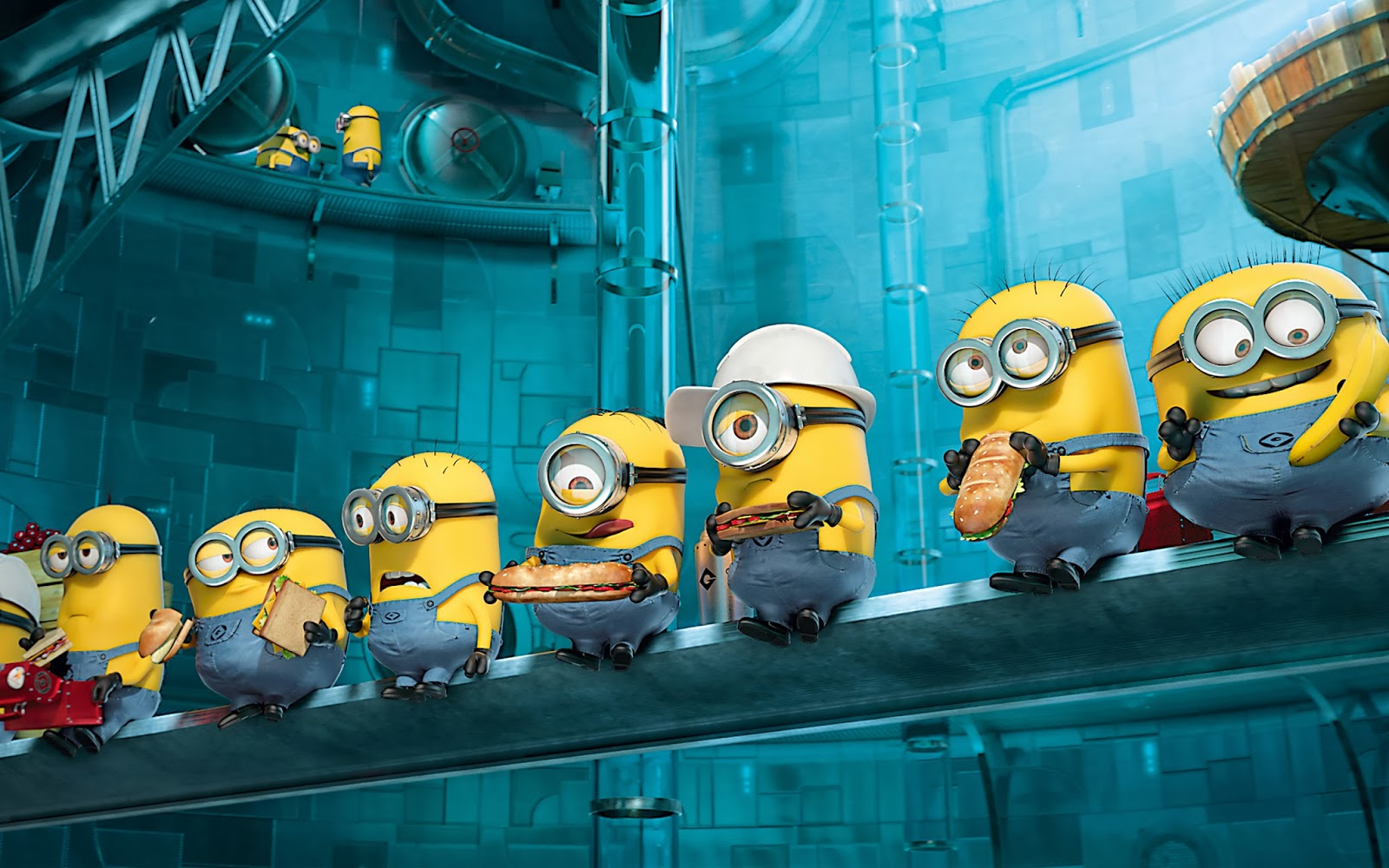 Minions Wallpaper For Tablet
