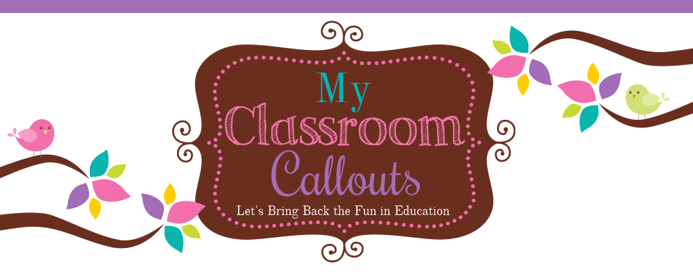 My Classroom Callouts