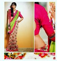 Beautiful Saree Dresses
