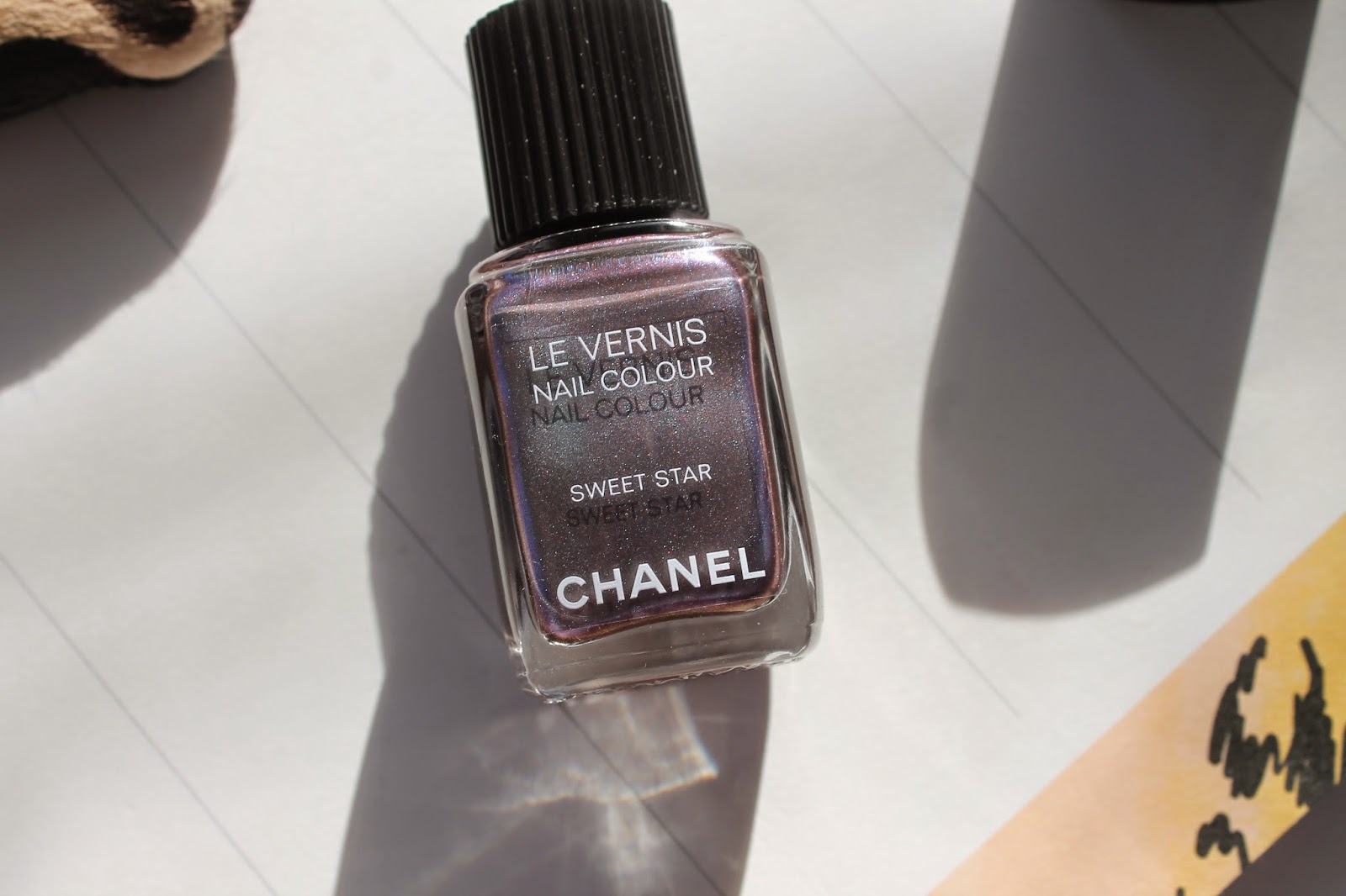 Chanel Sweet Star Le Vernis