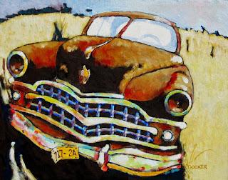 bruce docker | paintings | commission art
