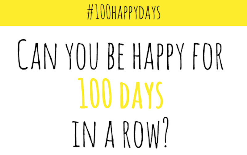 100 Happy Days