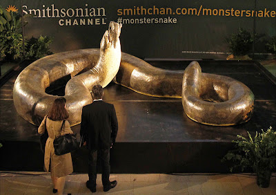 This is the World's Largest Snake