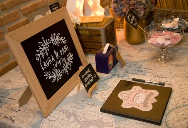 detalles de boda originales decoración hermanas bolena shop