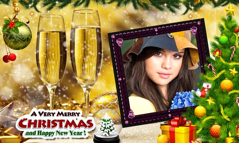Gigo Apps: Christmas Photo Frames   Xmas Photo Frames   Merry ...
