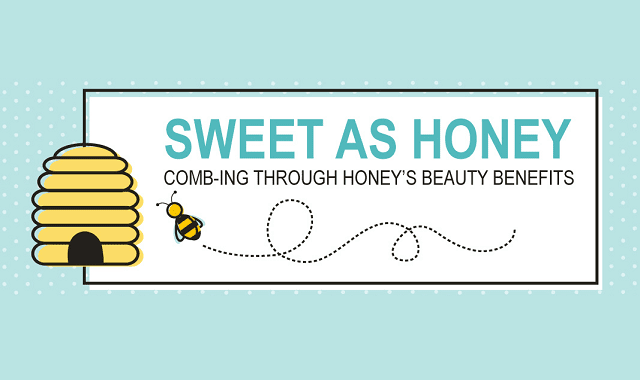 Sweet as Honey Com-bing through Honey's Beauty Benefits