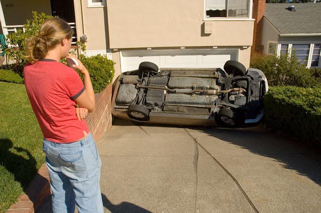 Fail, Car crash, Accident