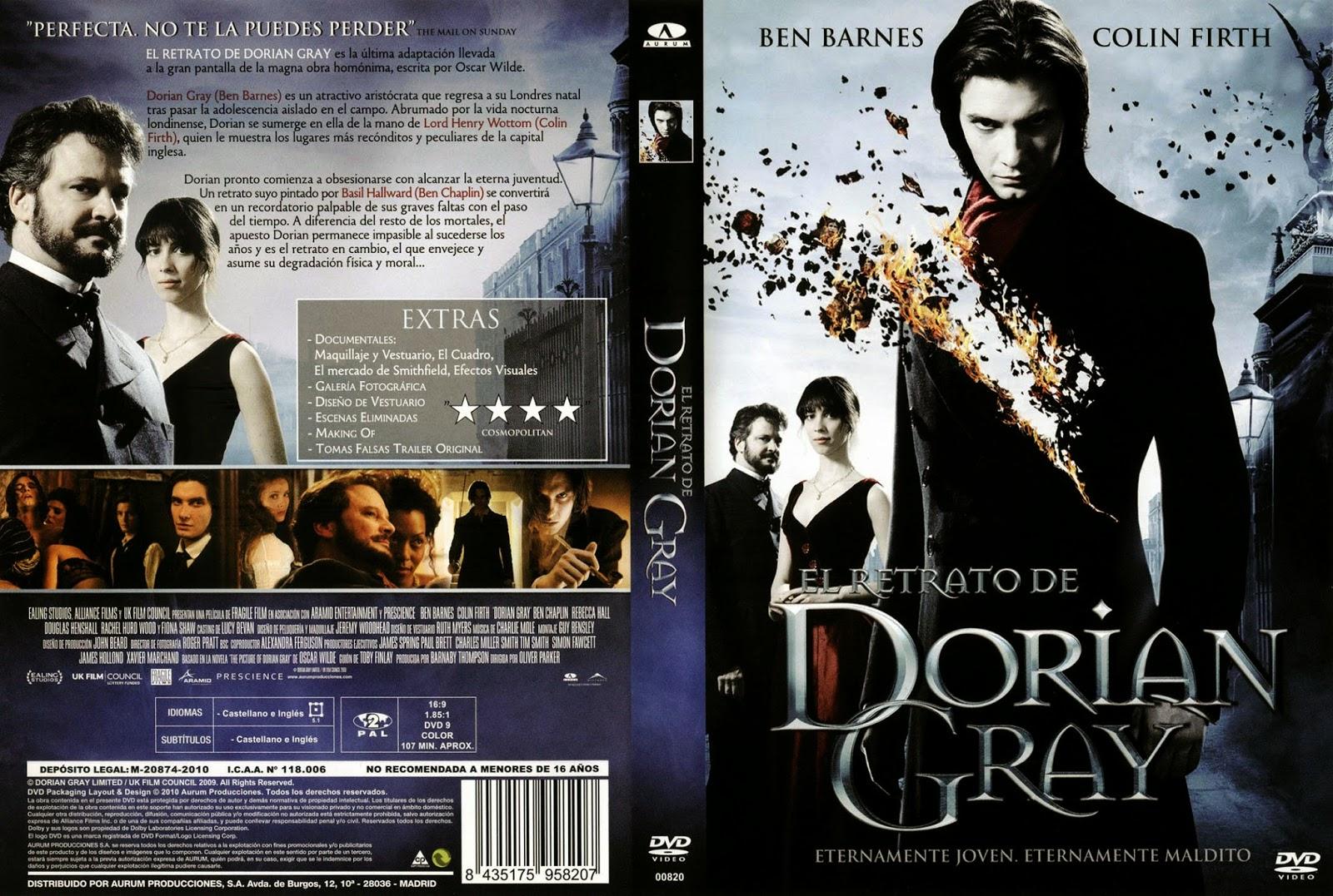 El Retrato De Dorian Gray DVD