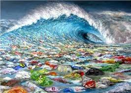 acabaremos ahogándonos en nuestra propia basura