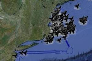Right Whale Sightings Google Map